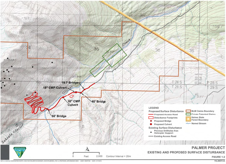 BLM seeks public comment on Constantine environmental analysis