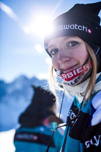 Freeride snowboard champion dies in Swiss avalanche