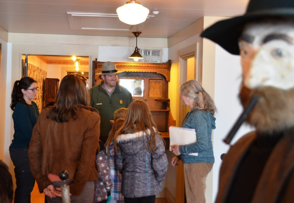Renovated Jeff 'Soapy' Smith's Parlor gets first visitors