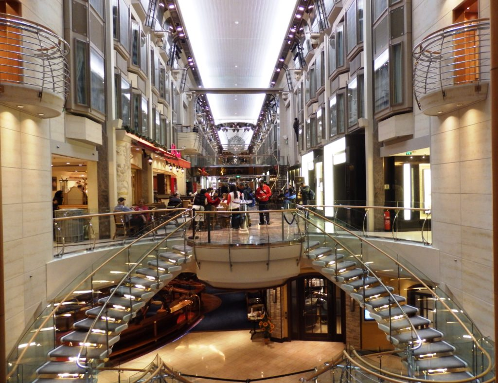 The Royal Promenade. (Emily Files)