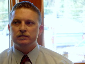 The Haines Borough is waiting for Washington D.C.'s Heath Scott to respond to an offer to be the next Haines chief of police. (Jillian Rogers)