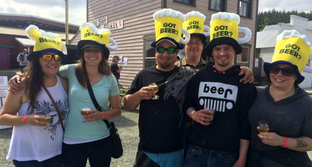 Beer Fest sees huge crowds, sunny weather, minimal incidents