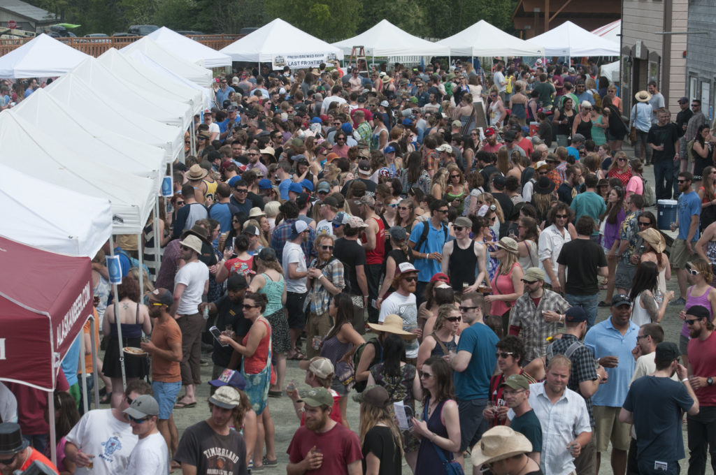 Haines police pondering new approach at Beer Fest