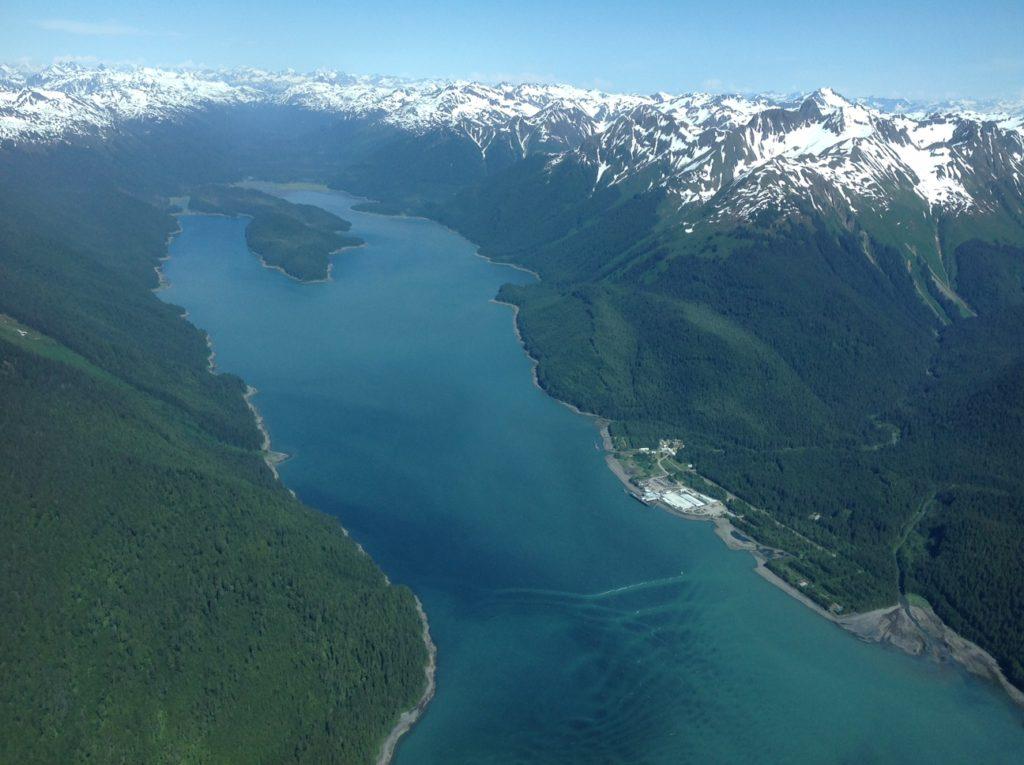 Murder investigation underway at Excursion Inlet