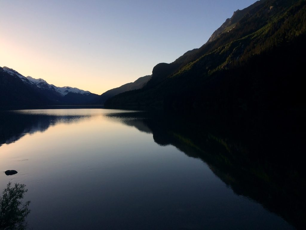 Off-duty Haines guide recovering after 35-foot fall at Chilkoot Lake