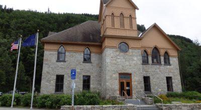 Skagway City Hall and Museum. (Greta Mart)