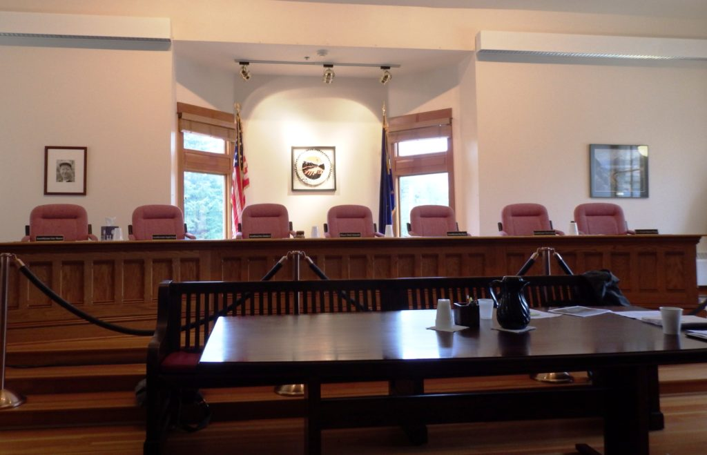 Skagway Assembly Chambers. (Greta Mart)