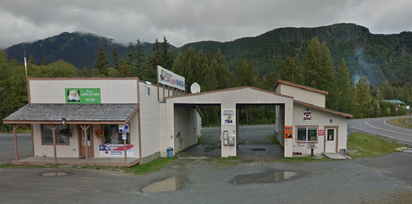 Duck-In Car Wash on Main Street. (Google Maps Streetview)