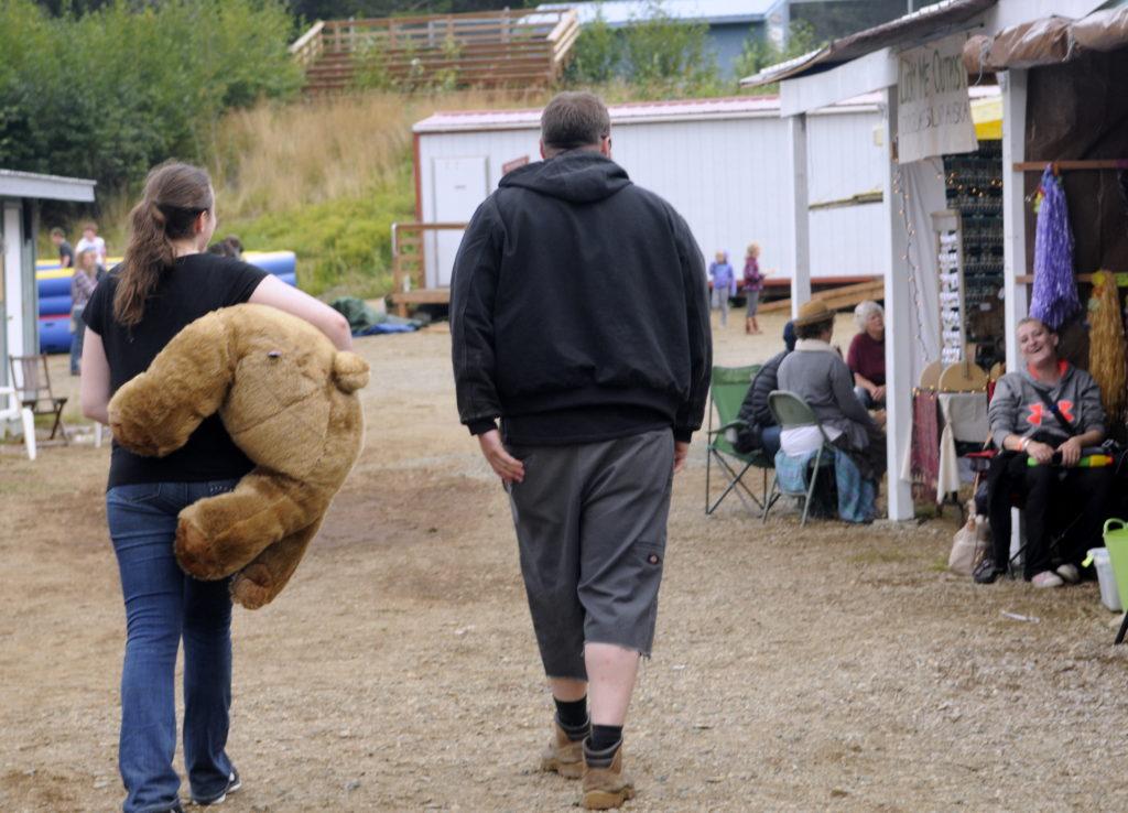 seakbig bear