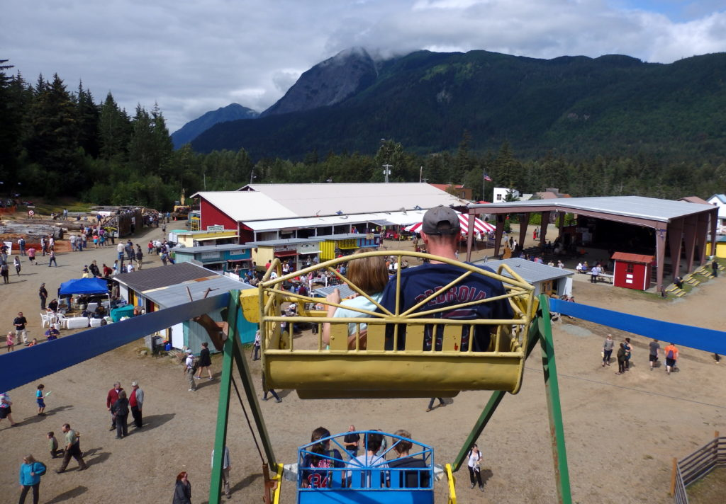 The Southeast Alaska State Fair is one nonprofit organization that has received borough grant funding in the past. (Emily Files)
