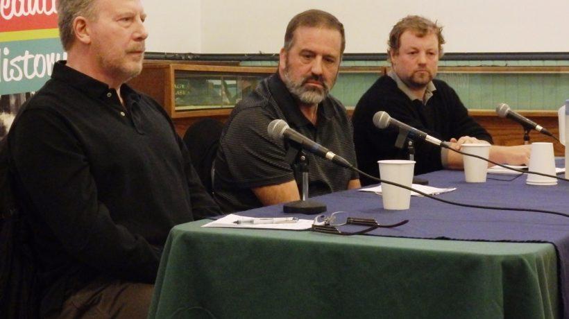 David Brena, Tim Cochran and Orion Hanson. (Emily Files)