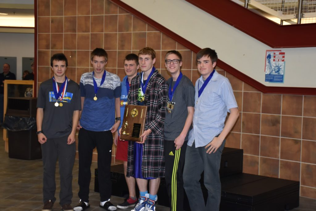 Skagway boys' cross country heads to State