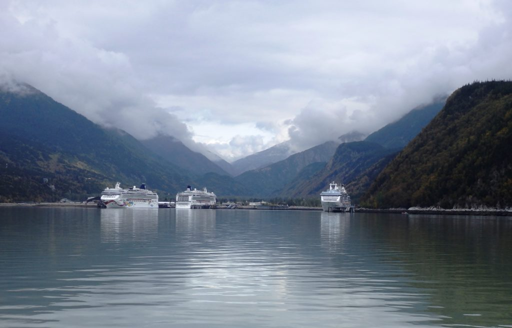 Skagway cruise ship season kicks off May 2
