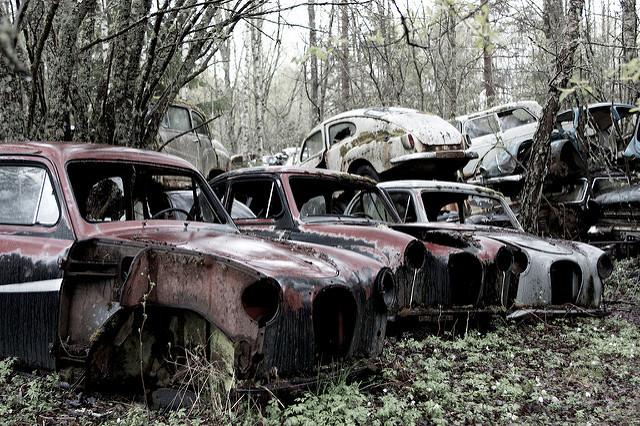 Haines borough introduces junk-car initiative