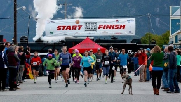 Record number of competitors in Klondike Road Relay