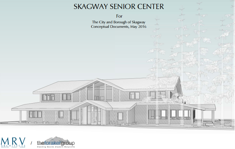 Senior center design proposals on Skagway Assembly agenda