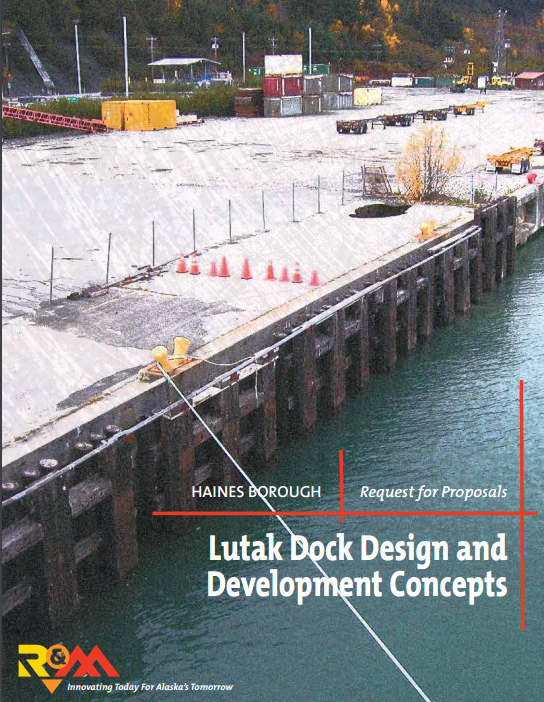 Lutak Dock design contract on Haines Assembly agenda