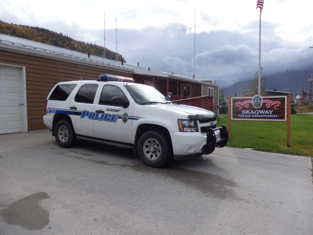 Skagway man sentenced in September shooting incident