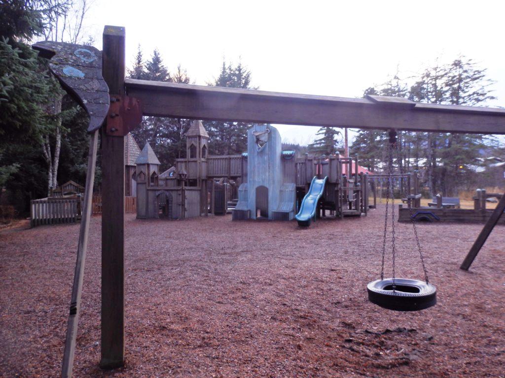 Tlingit Park. (Emily Files)