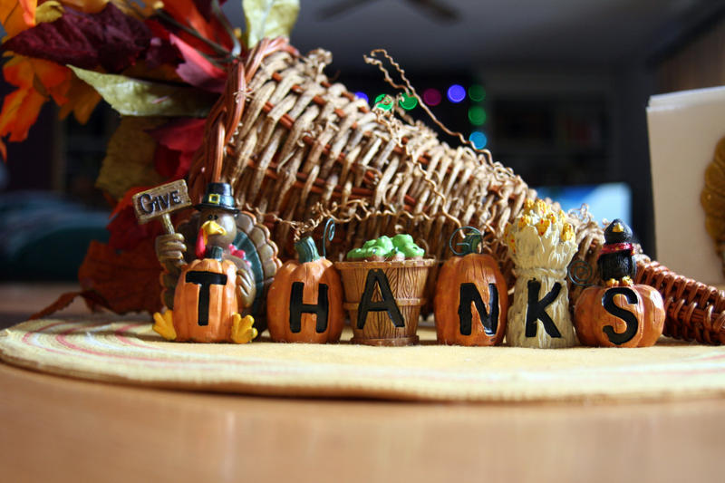 Happy Thanksgiving from KHNS!