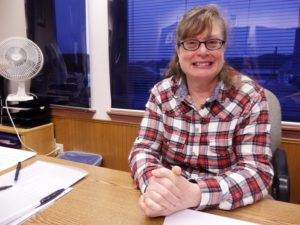 Magistrate Mary Kay Germain has split her time between Yakutat, Haines and Hoonah for about three months. (Emily Files)