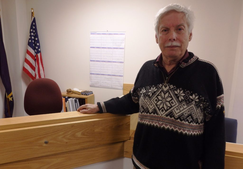Retired judge steps into Haines magistrate role for 6 months