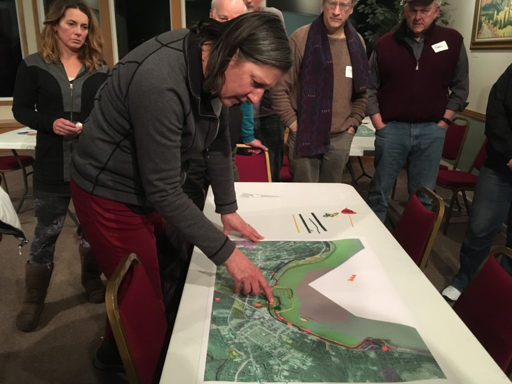 Haines community, designers join forces on waterfront trail project