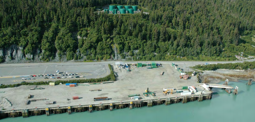 Funding concerns shadow Haines Assembly's backing of $37 million Lutak Dock design
