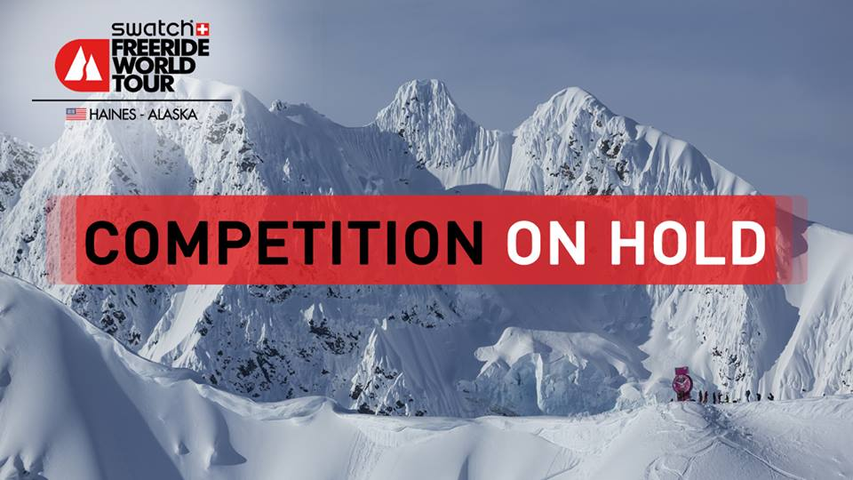 Freeride postpones Haines competition due to safety concerns