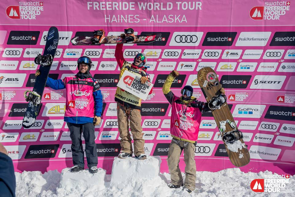 Top athletes compete in Haines for Freeride World Tour