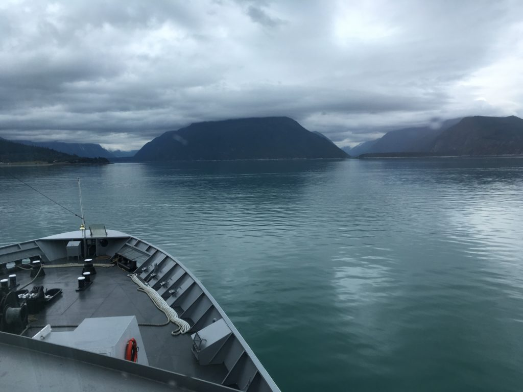 Haines ferry terminal gets temporary fix after losing water flow