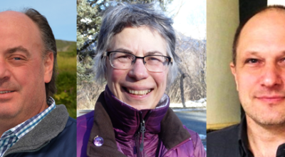 Patrick Jordan, Debra Schnabel, and Brad Ryan are the three candidates remaining on the assembly's shortlist.