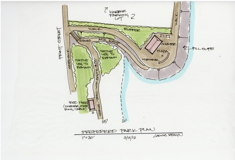 Haines waterfront trail and park estimated to cost about $6 million