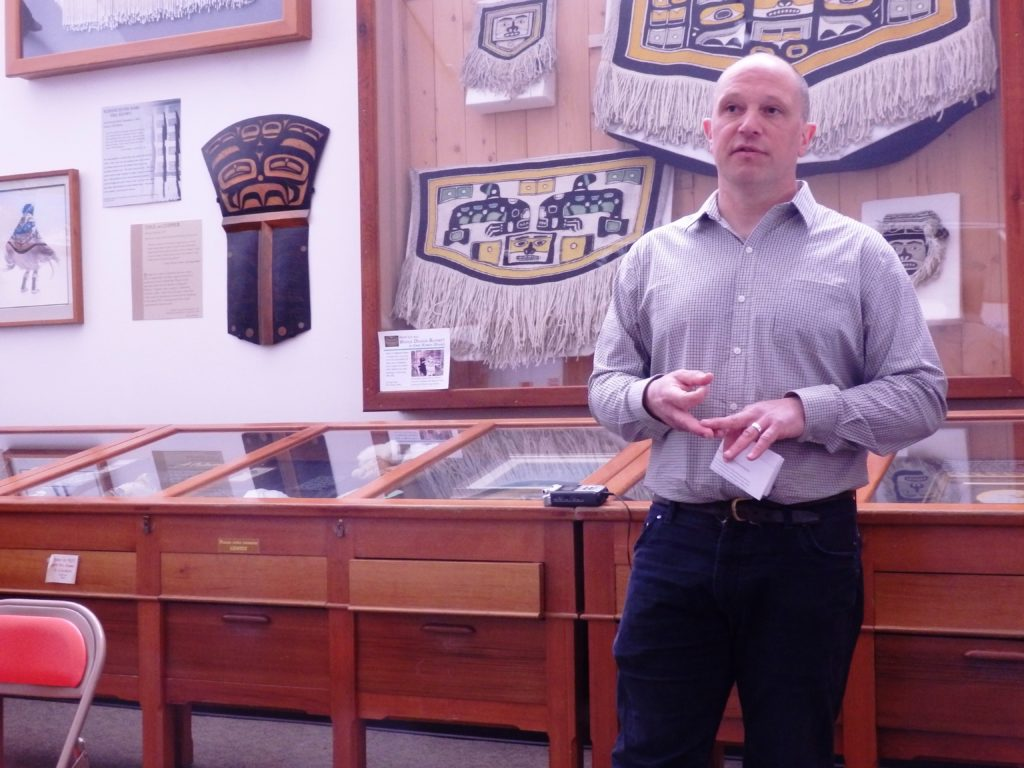 Haines manager candidates address borough staff