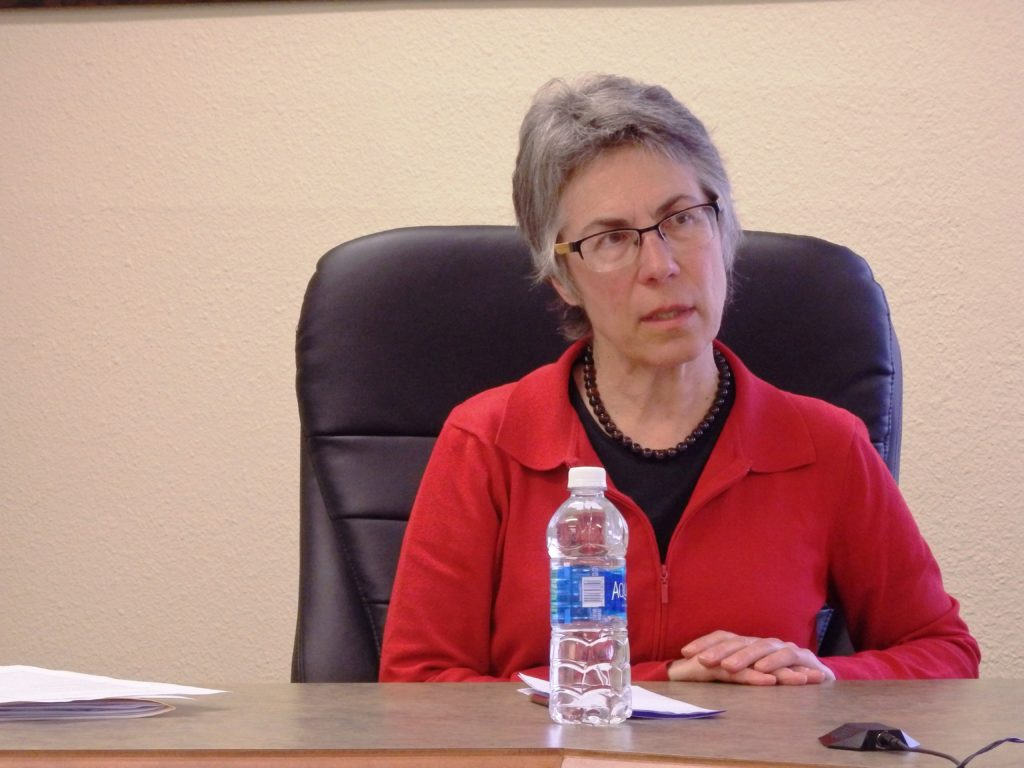 Schnabel selected as Haines manager in emotional meeting; Case resigns from assembly