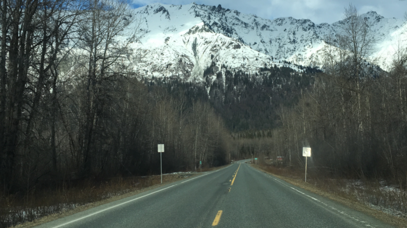 The Haines Police service area does not include residents who live along the Haines Highway. (Abbey Collins)
