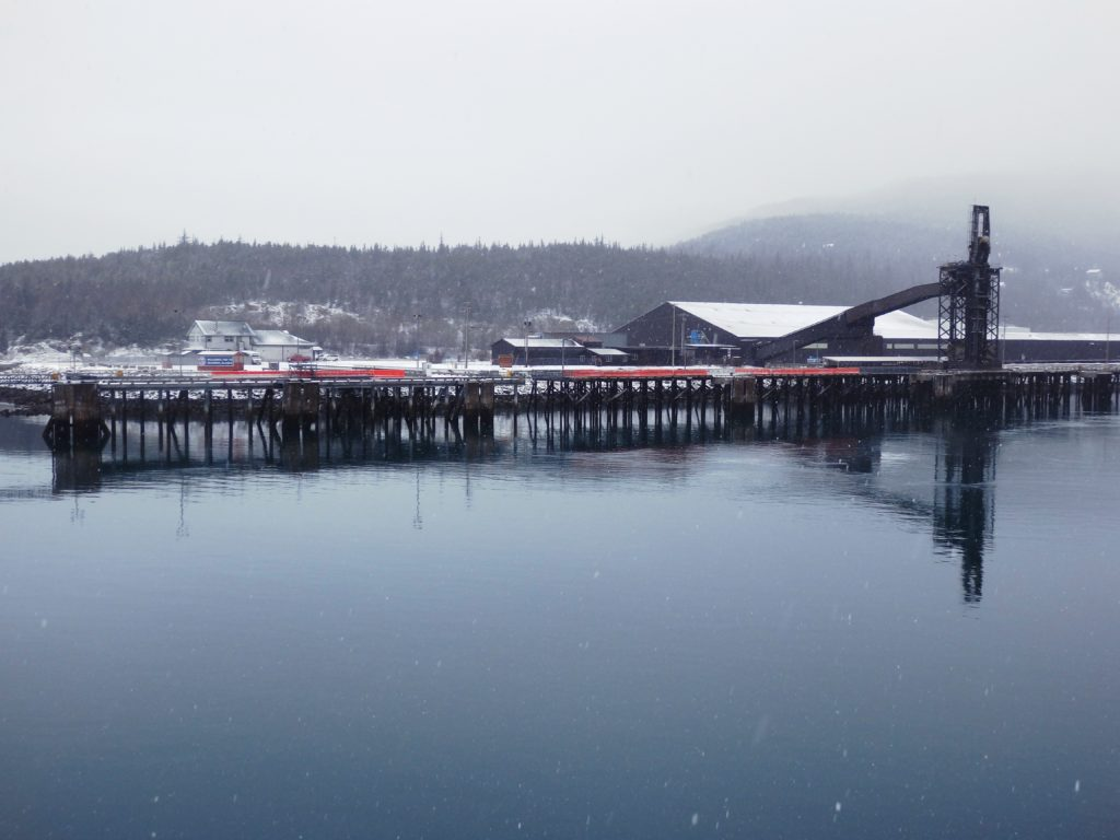 Preparing for larger ships, Skagway Assembly looks to re-open negotiations with White Pass