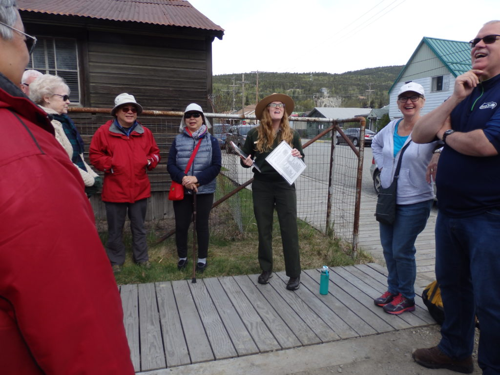 """Klondike park tour highlights women of the Gold Rush: """"They dared to do what others only dreamed about"""""""