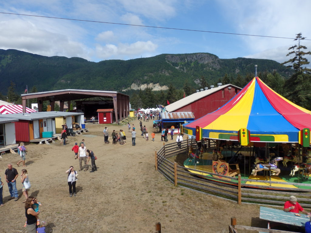 The Southeast Alaska State Fair is one nonprofit that has received borough grant funding in the past. (Emily Files)