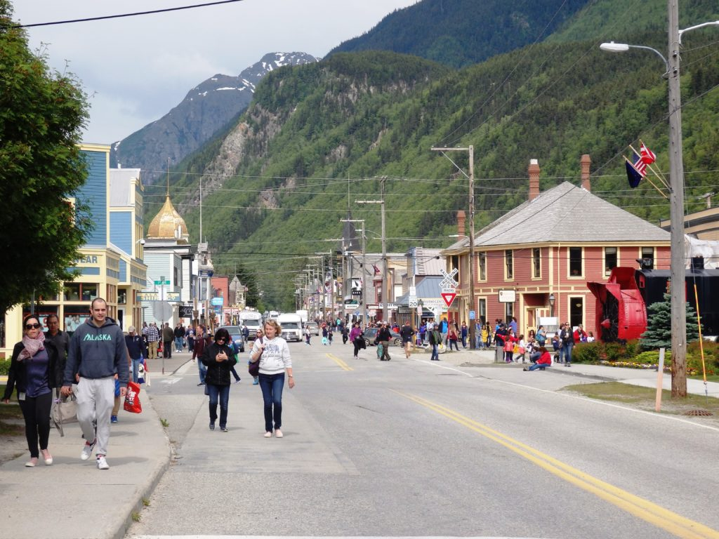 Skagway Assembly considers seasonal campground