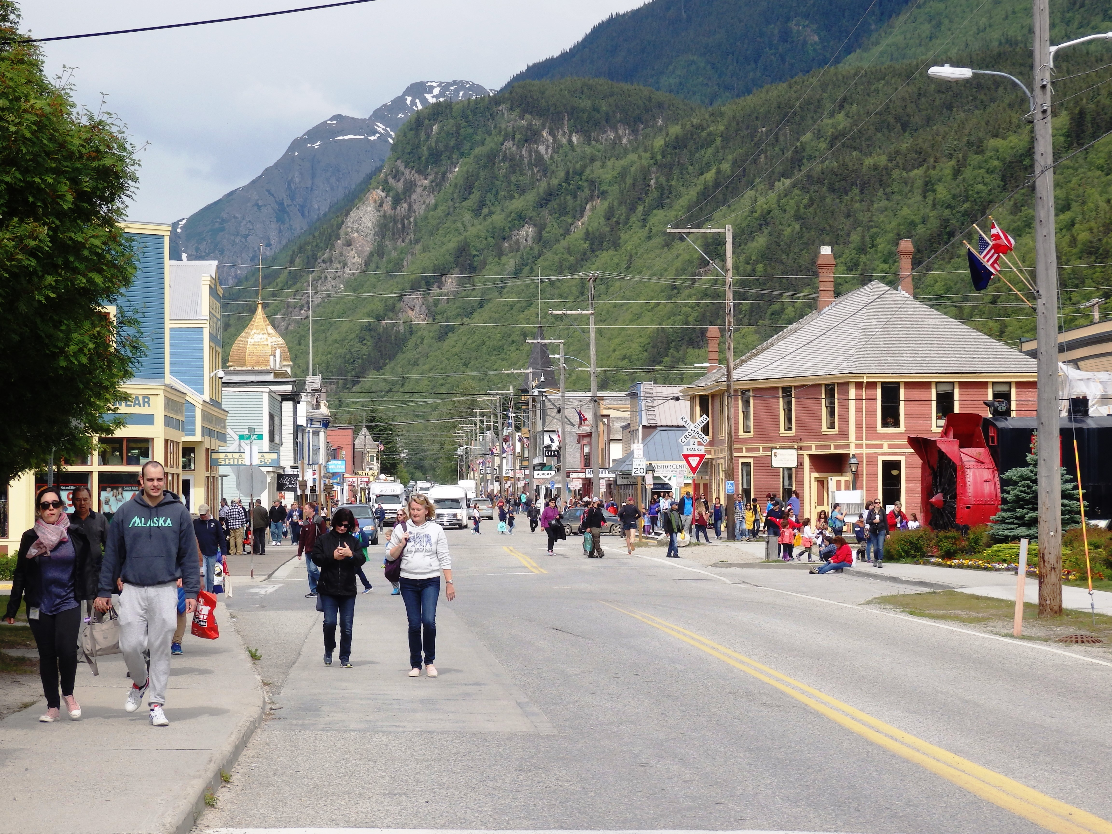 Budget cuts leave Skagway court without a local magistrate