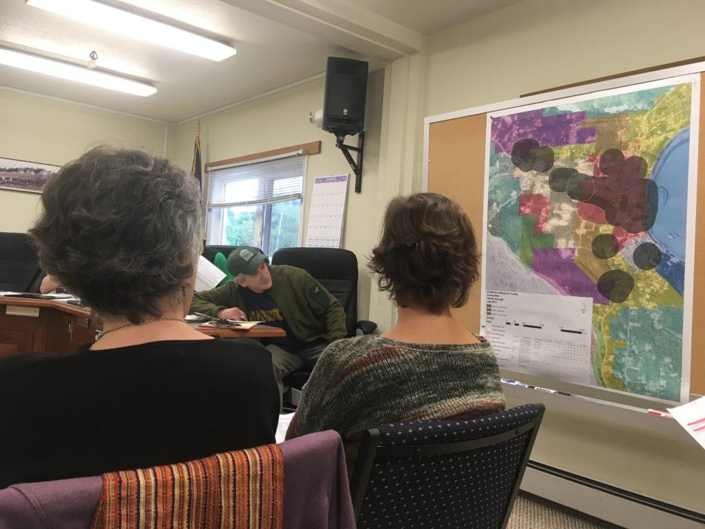 Haines marijuana business hopefuls present goals to the assembly