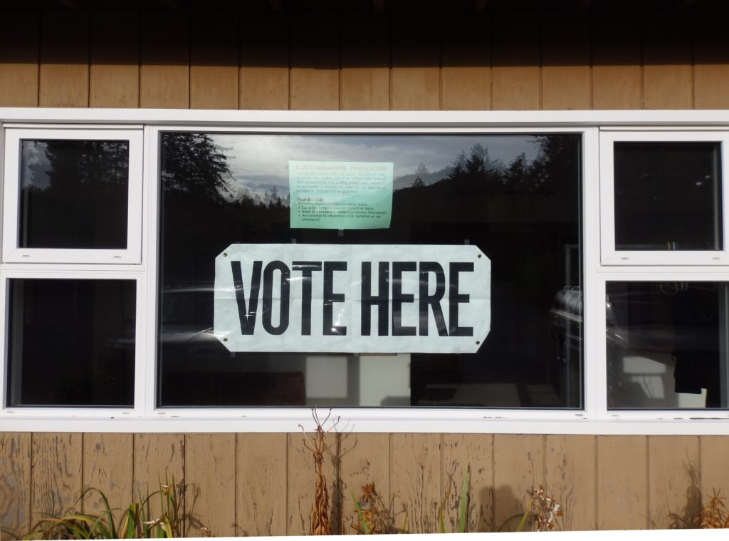 Which Haines and Skagway seats are up for election on Oct. 3?