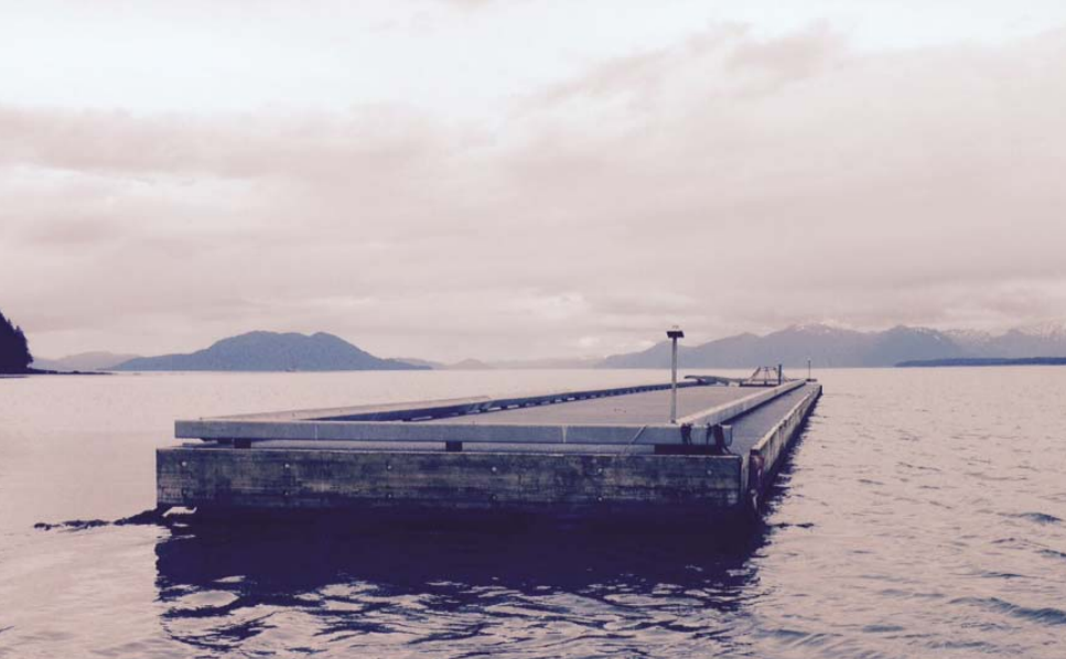 Haines negotiating to buy Gustavus float for temporary moorage