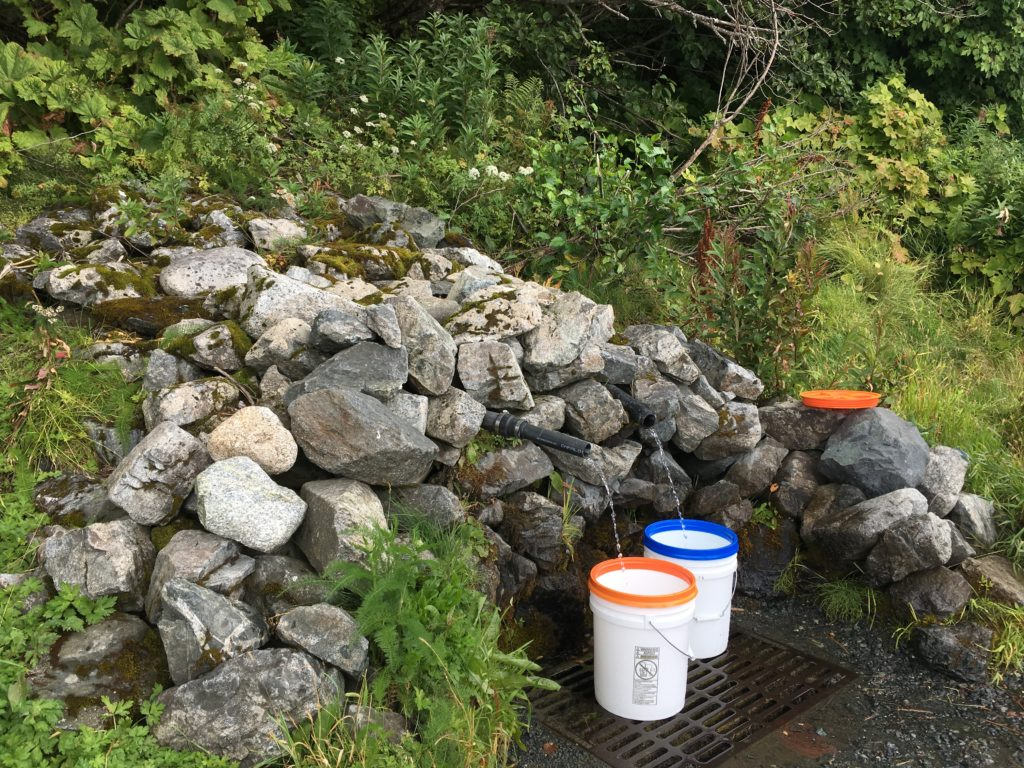 E. Coli present in popular Haines drinking water source, but residents continue to fill up