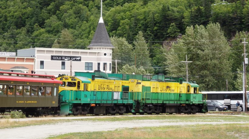 Skagway is in negotiations with White Pass and Yukon Route Railroad, the major leaseholder on the waterfront. (Emily Files)
