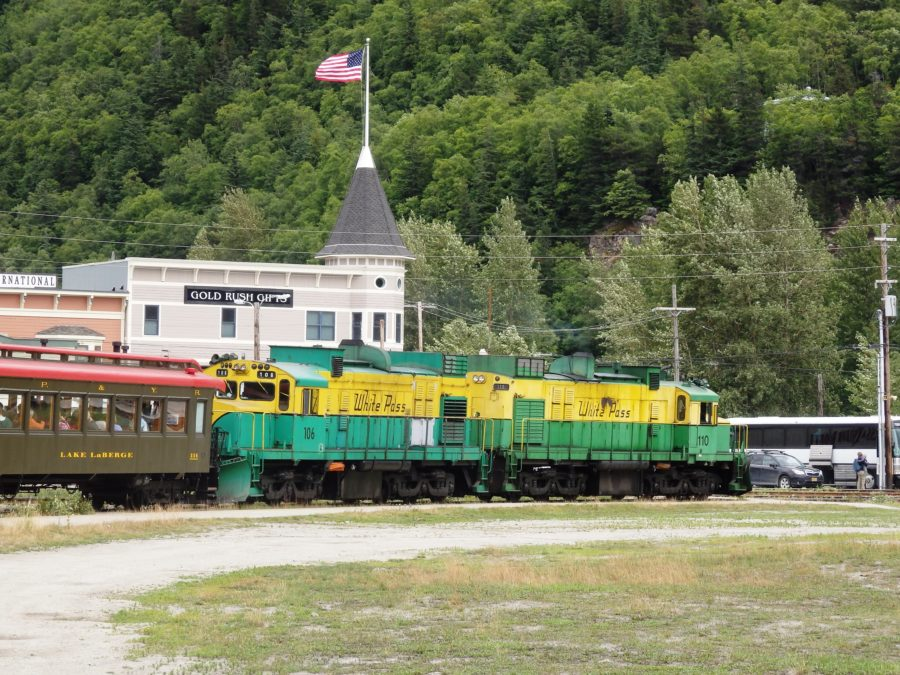 New musical dives into the history of White Pass and Yukon Route Railroad