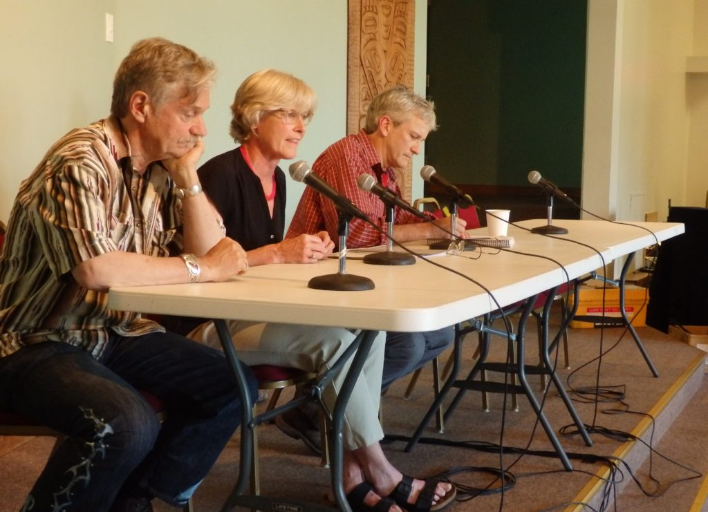 KHNS and CVN Special Recall Election Forum