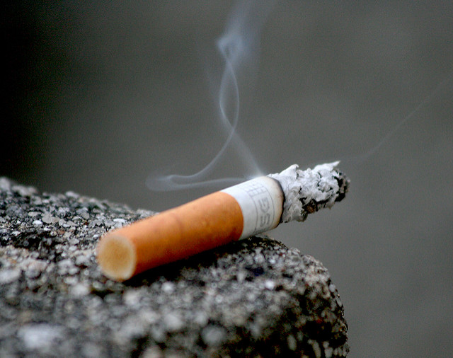 Packs of cigarettes would cost $2 more if the Haines excise tax is approved. (Raul Lieberwirth/Flickr Creative Commons)