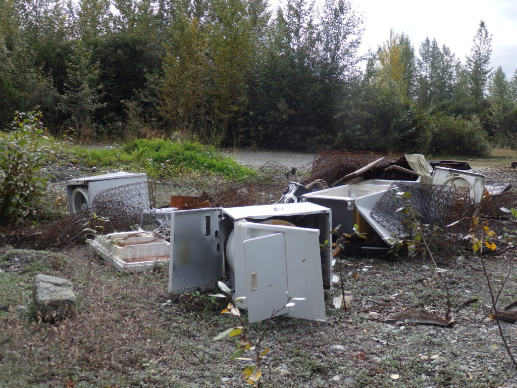 Talking Trash: The garbage that doesn't make it to the dump